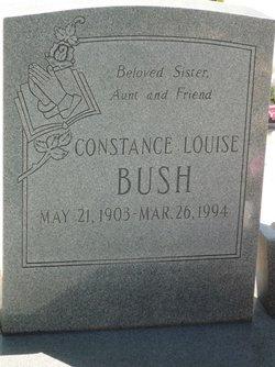 Constance Louise Bush