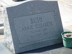 Annie Elizabeth Bush