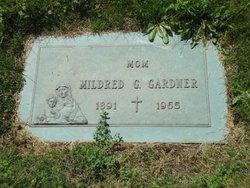 Mildred G <I>Rivers</I> Gardner