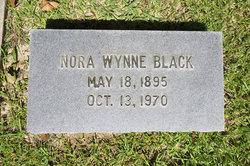 Nora <I>Wynne</I> Black