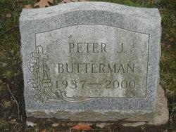 Peter J Butterman