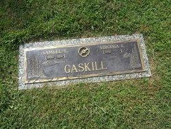 Virginia Ellen <I>Gaskill</I> Caputo