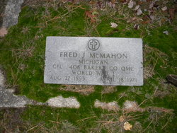 Fred J. McMahon