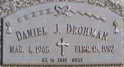 Daniel J Drohman