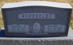 Arthur G Rupprecht