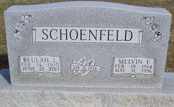 Melvin Frederick Schoenfeld