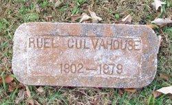 Ruel Hurst Culvahouse, Sr