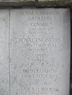 L/Sgt Michael J. Farrell
