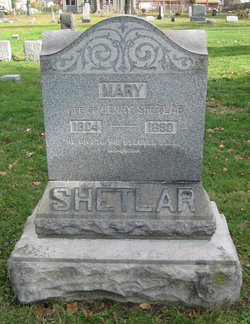 Mary Shetlar