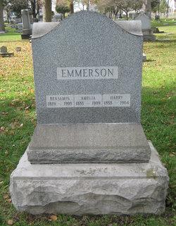 Amelia <I>Shetlar</I> Emmerson