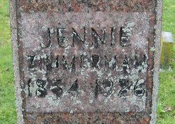 Jennie Zimmerman