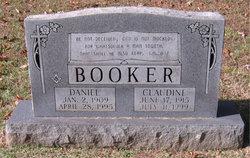 Claudine <I>Bagley</I> Booker