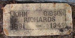John Gibson Richards