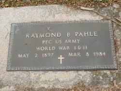Raymond Pahle
