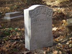 """Anna """"Annie"""" Phillips"""