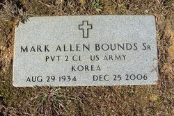 Mark Allen Bounds, Sr