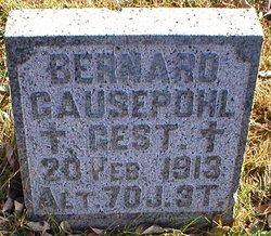 "Bernard J ""Barney"" Gausepohl"