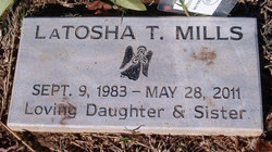 Latosha T Mills