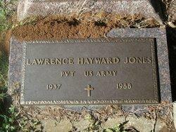 Lawrence Hayward Jones