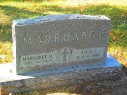 Margaret Mary <I>Crumwell</I> Markhardt