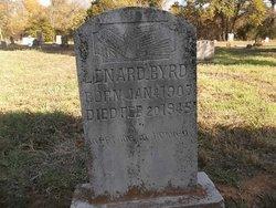 Lenard Byrd