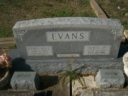 Ethel Nell Evans