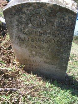 Arthur Robinson