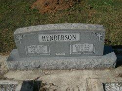 Louis L C Henderson