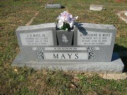 Jearoldine R Mays