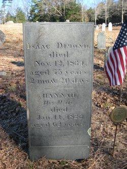 Rev Isaac Dimond