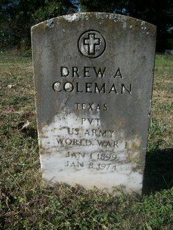 Drew A Coleman