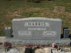 Ruby Mae Harris