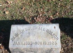 Beulah Elizabeth <I>Southall</I> Bolton