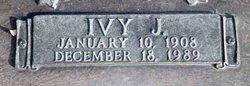 Ivy J. Chase