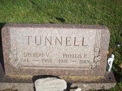 Delbert V Tunnell