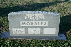 Fred Morales