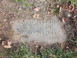 Howard F Lange