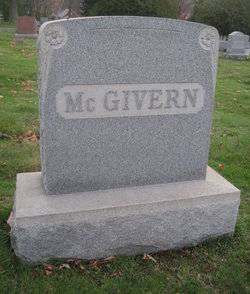Bridget <I>McAuliffe</I> McGivern