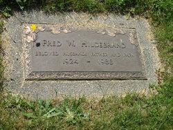 """Fredrick W """"Fred"""" Hildebrand"""