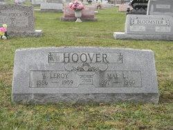 W Leroy Hoover