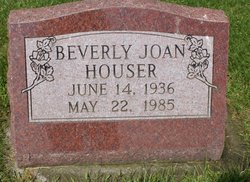 Beverly Joan Houser