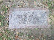 Joe W. Walker