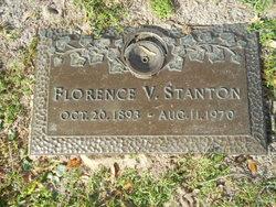 Florence V Stanton
