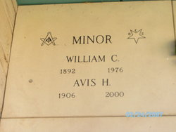 Avis H. Minor