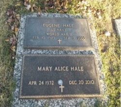 Mary Alice Hale