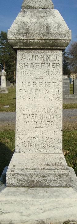 John J Shaffner