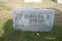 Barbara B Strom