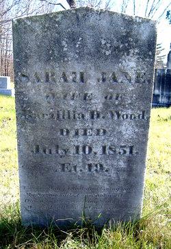 Sarah Jane Wood