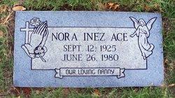 Nora Inez <I>Turpen</I> Ace