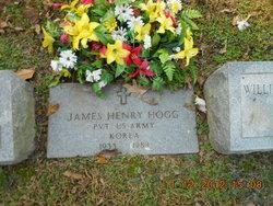 Pvt James Henry Hogg